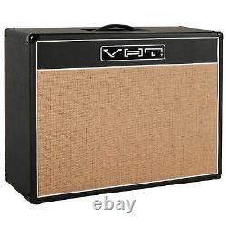 Vht Av-d-212e Série D 2x12 Open-back Empty Speaker Cabinet