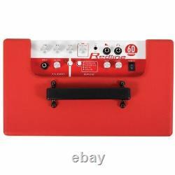 Vht Av-rl-60r Redline 60 Watt 2-channel Combo Amplificateur, Reverb, 12 Speaker
