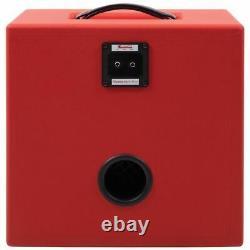 Vht Redline 1x12 Bass Speaker Extension Cabinet, Ported Arrière, Av-rl-12bc