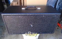 Vintage 1966 Gibson 2x10 Enceintes Cts Alnico 10 Intervenants Big Magnet