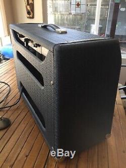 Vintage 1968 Fender Band Maître Tube Ampli Guitare Amp Ab763, 12 8 Haut-parleurs