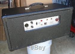 Vintage 1968 Maestro Par Gibson 2x10 Cts Intervenants, Plus 50 Watt Esclave Amp Intérieur