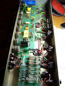 Vintage 1978 Marshall Jmp 2150 100w 1x12 Amplificateur Valve Combo Evm12l Haut-parleur