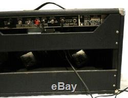 Vintage 1978 Music Man 210 Soixante-cinq 65 Combo Amp Musicman, Original Haut-parleurs