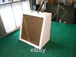 Vintage Amp Tube 1x8 Et 1x4 Haut-parleurs 2 X 6v6gt Guitare Ou Harmonica Custom Shop