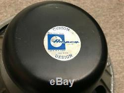 Vintage Ampeg Portaflex B-18, B-18 18x Cleveland Cletron Président