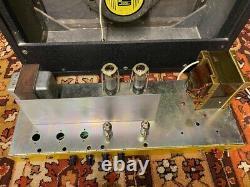 Vintage Années 1970 Carlsbro 50 Top 50w Combo Amplificateur Amp W 12 Power Tone 60 Haut-parleur