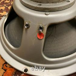 Vintage Des Années 1960 Celestion Vox Marshall G12 Argent Alnico T650 Haut-parleur