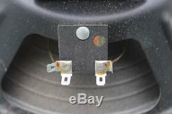 Vintage Eminence 101610v 1973 Alnico 10 Ampli Amplificateur De Guitare 16 Ohms
