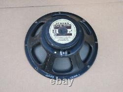 Vintage Jensen C12n Haut-parleur De Guitare Design Spécial J1