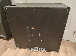 Vintage Marshall 1960b Baffle 4x12 Celestion Vintage Rare G12m-25