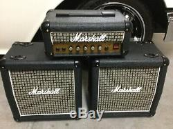 Vintage Marshall Lead 12 Jmp Micro Mini Amp / Haut-parleurs Celestion