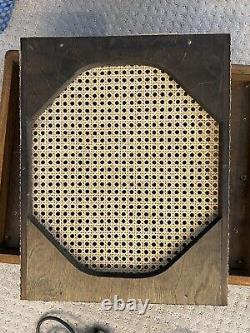 Vintage Mesa Boogie Mark 1x12 Bois Franc Ouvert Back Speaker Cab Cabinet 12