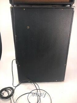 Vintage National Ga920p Tremolo Reverb Amplificateur Chef Solid State Speaker Works