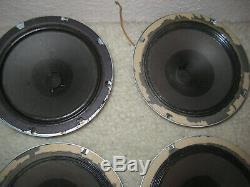 Vintage Traynor Ygm 4 Guitare Maté Amplificateur Tube Haut-parleurs 4 X 8
