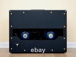 Vox Ac30 North Coast Music 2x12 Cabinet Avec Haut-parleurs Celestion Blue T530 1963