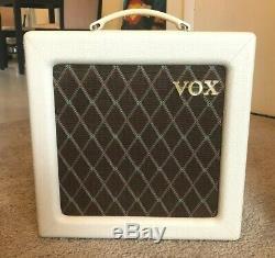 Vox Ac4tv Ampli Guitare À Lampes, Classe A, 4 W, 1x10 Haut-parleur Celestion, Excellent