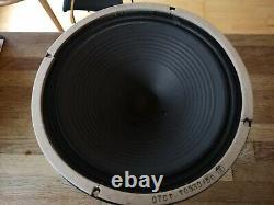 Vox Celestion Alnico Blue 8 Ohm Guitar Speaker 12 Pouces