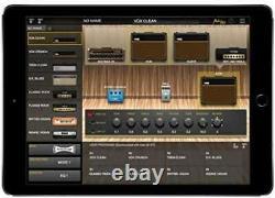 Vox Guitar Amplificateur Modélisation Haut-parleurs Audio 50w Bluetooth Adio-air-gt Nouveau