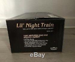 Vox LIL Night Train Tube Amp Head & Enceinte (nt2h Set) New Open Box