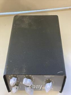 Weber Mass 50w Haut-parleur Atténuateur 2 4 8 Ohms
