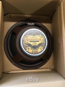 Wgs Warehouse G12c 8 Ohm Guitar Speaker 12 (comme Weber, Celestion)